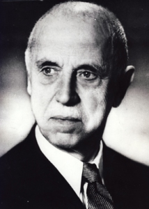 Constantin Ion Parhon, president of Communist Romania from 1947 to 1952.