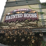 Dr. Morbid's Haunted House. Photo by Michael Kleen
