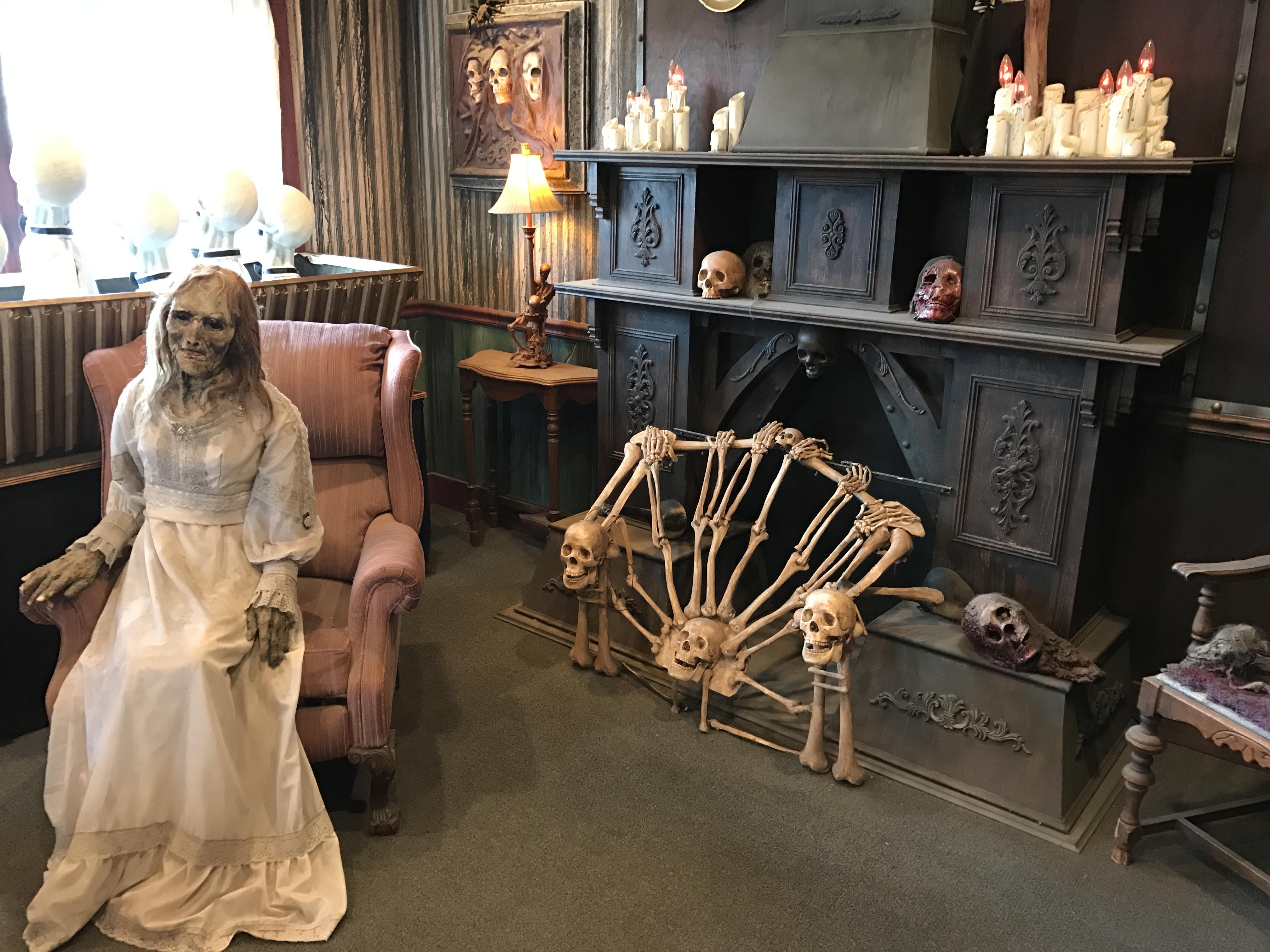 dr  morbid u2019s haunted house and frankenstein wax museum  u2013 m