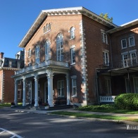 Oneida Community Mansion House in Oneida, New York. Photo by Michael Kleen