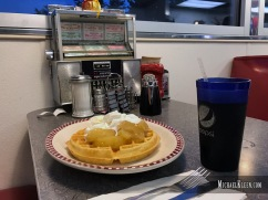 Prospect Mountain Diner in Lake George, New York. Photo by Michael Kleen
