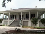 Jefferson Davis Home and Presidential Library in Biloxi, Mississippi. Photo by Michael Kleen
