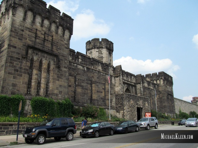 Eastern State Penitentiary in Philadelphia, Pennsylvania. Photo by Michael Kleen