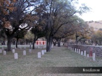 Fort Huachuca Cemetery in Sierra Vista, Arizona. Photo by Michael Kleen