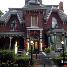 Hochelaga Inn in Kingston, Ontario Canada. Photo by Michael Kleen