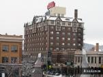 Hotel Alex Johnson in Rapid City, South Dakota. Photo by Michael Kleen.
