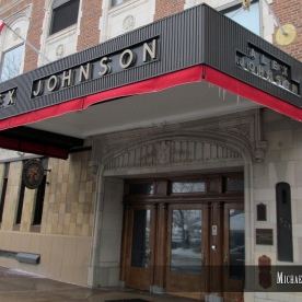 Hotel Alex Johnson in Rapid City, South Dakota. Photo by Michael Kleen.