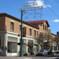 Hotel Congress in Tucson, Arizona. Photo by Michael Kleen