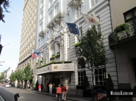 Hotel Monteleone in New Orleans, Louisiana. Photo by Michael Kleen