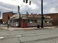 Red Robin Diner in Johnson City, NY. Photo by Michael Kleen