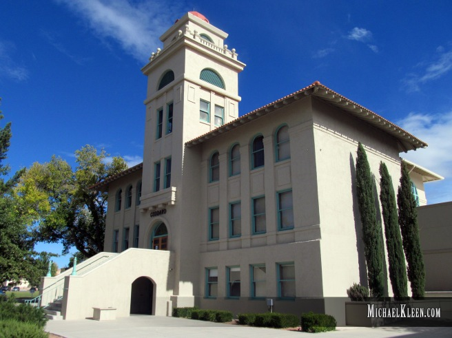 New Mexico State University in Las Cruces, New Mexico. Photo by Michael Kleen