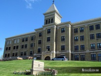 University of Notre Dame in Notre Dame, Indiana. Photo by Michael Kleen