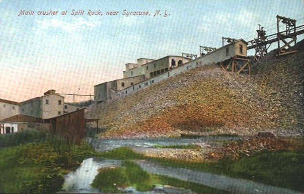 Split Rock Quarry c. 1910