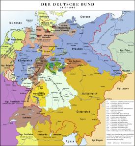 The German Confederation 1815–1866