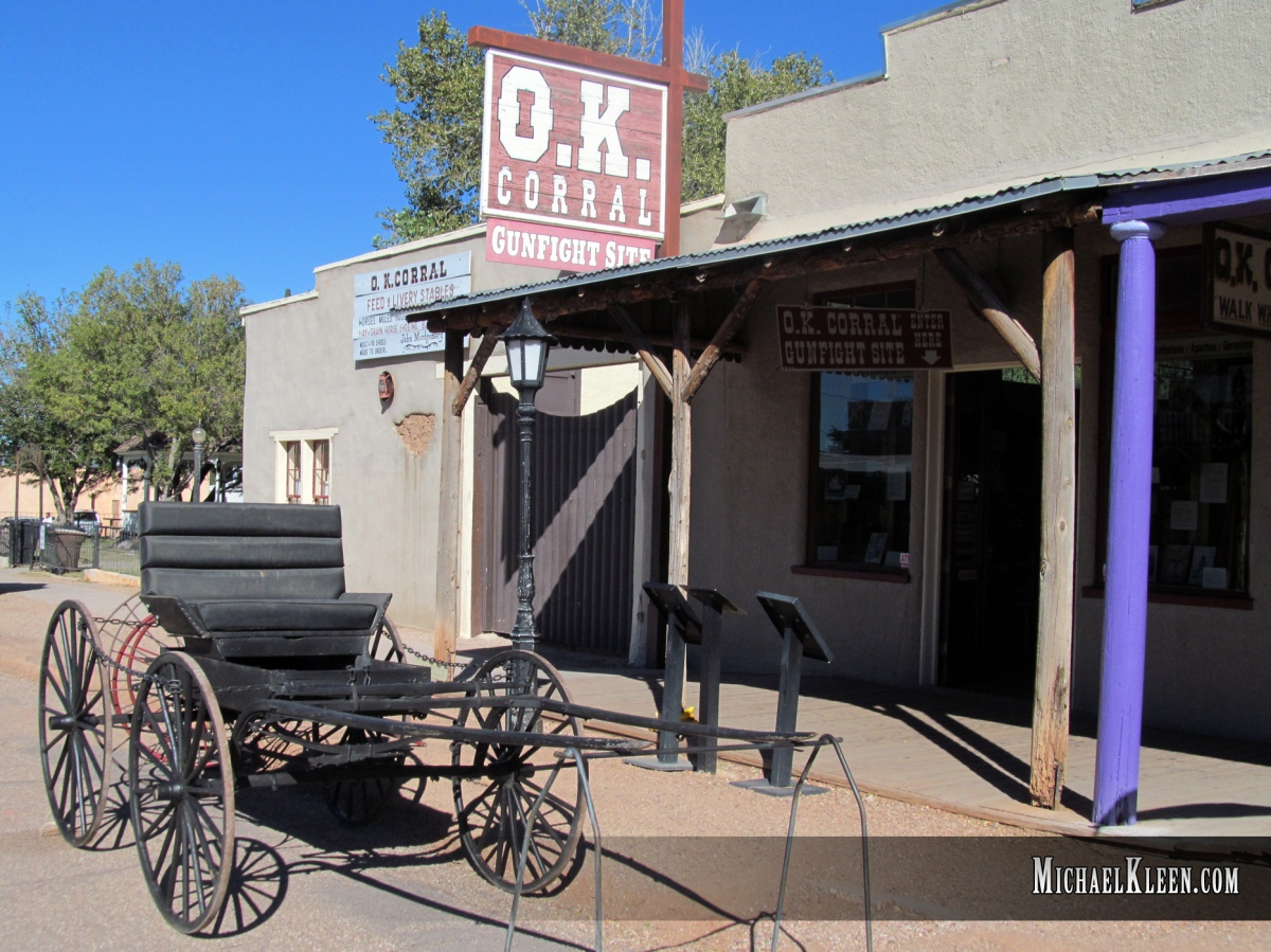 Haunted Tombstone, Arizona