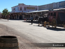 Tombstone, Arizona. Photo by Michael Kleen