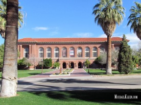 University of Arizona in Tucson, Arizona. Photo by Michael Kleen