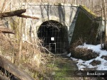 Winston Tunnel in Jo Daviess County, Illinois. Photo by Michael Kleen
