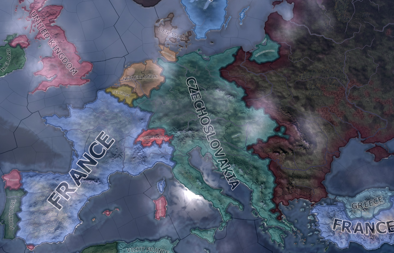 Hearts of Iron IV Minor Nation Strategies: Czechoslovakia – M A  Kleen