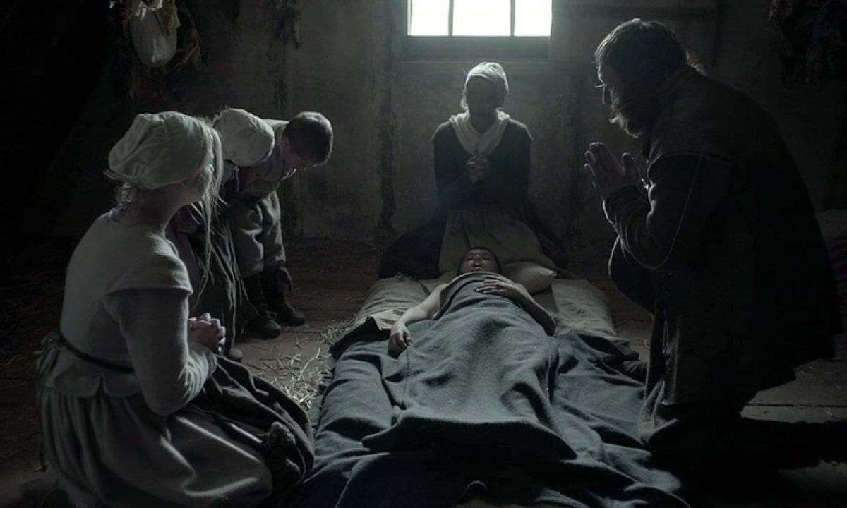The Witch: A New-EnglandFolktale