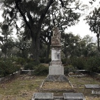 Bonaventure Cemetery in Savannah, Georgia. Photo by Michael Kleen