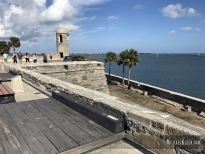 Castillo de San Marcos in St. Augustine, Florida. Photo by Michael Kleen