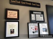 Gram's Diner in Adams, New York. Photo by Michael Kleen