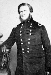 Union Brigadier General George W. Morgan