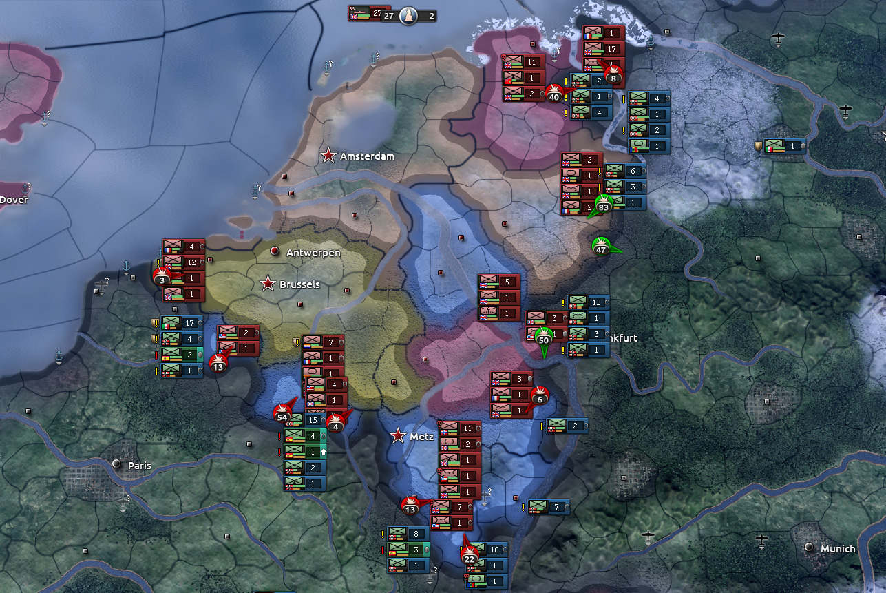 Hearts of Iron IV Minor Nation Strategies: Spain – M A  Kleen