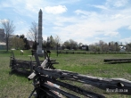 Site of Fort Presentation in Ogdensburg, New York. Photo by Michael Kleen