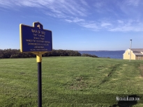 Sacket's Harbor Battlefield in Sackets Harbor, New York. Photo by Michael Kleen