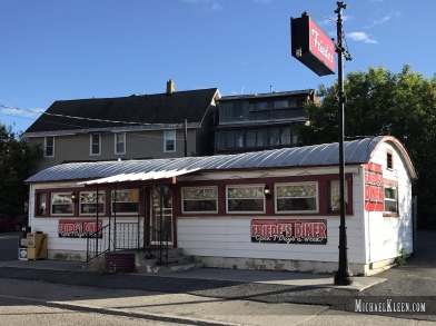 Friede's Diner in Watertown, New York. Photo by Michael Kleen