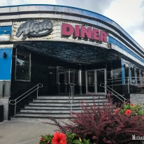 Alexis Diner in Newburgh, New York. Photo by Michael Kleen