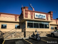 Empire Diner in Monroe, New York. Photo by Michael Kleen