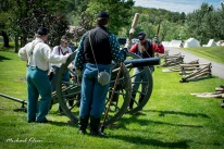 Marilla Civil War Days. Photo by Michael Kleen