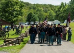 Marilla Civil War Days. Photo by Michael Kleen