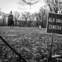 Old Union Cemetery in DeWitt County, Illinois. Photo by Michael Kleen