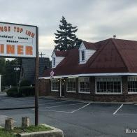 The Orange Top Diner in Tuxedo, New York. Photo by Michael Kleen