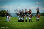 Sackets Harbor Battlefield War of 1812 Weekend. Photo by Michael Kleen