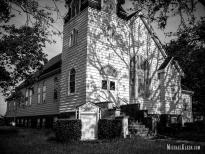 Bishop-Zion Cemetery in Bishop, Illinois. Photo by Michael Kleen