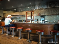Amsterdam Diner in Amsterdam, New York. Photo by Michael Kleen