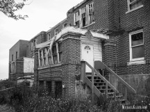 Ashmore Estates in rural Coles County, Illinois. Photo by Michael Kleen