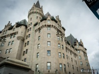 Fairmont Château Laurier in Ottawa, Canada. Photo by Michael Kleen