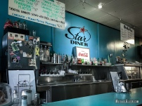 The Star Diner in Kingston, Ontario. Photo by Michael Kleen