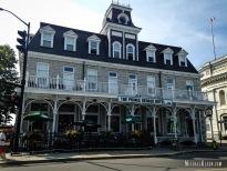 Prince George Hotel and Tir Nan Og Pub in Kingston, Ontario. Photo by Michael Kleen