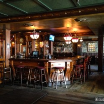 Prince George Hotel and Tir Nan Og Pub in Kingston, Ontario. Photo by Michael Kleen