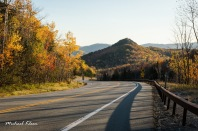 Adirondack Mountains in Essex County, New York. Photo by Michael Kleen