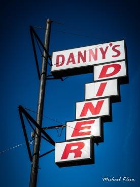 Danny's Diner in Binghamton, New York. Photo by Michael Kleen
