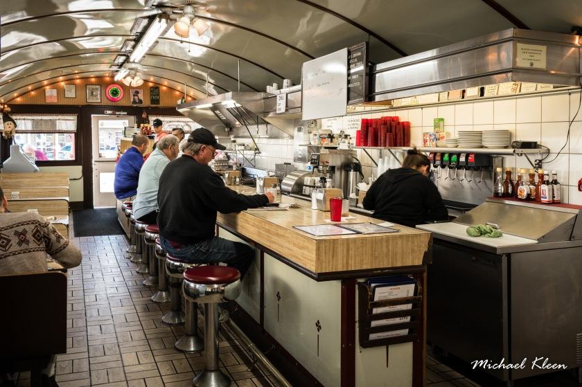 Dannys Diner In Binghamton New York Photo By Michael Kleen Ma