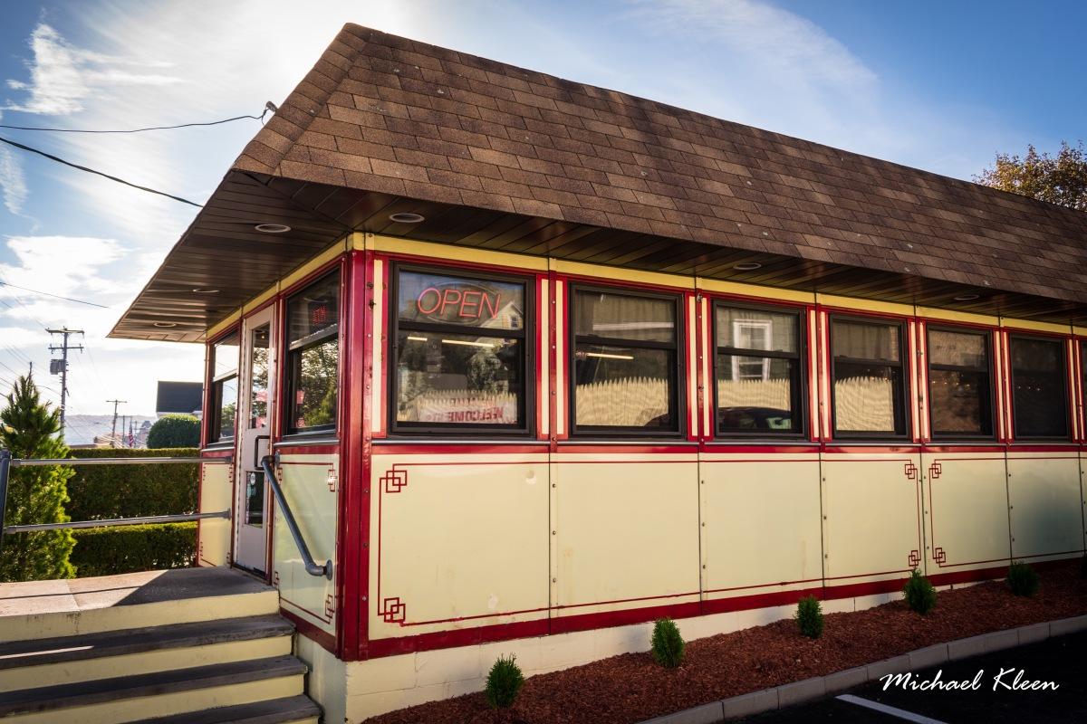 Danny's Diner in Binghamton, NewYork